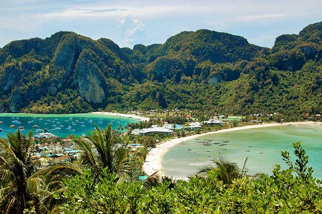 Xếp hạng 10 Điểm du lịch ở Thái Lan (Phần 1)