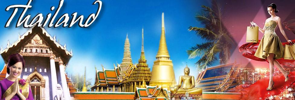 Du lịch Thái Lan và dịch vụ vận chuyển hàng hóa Cargobi