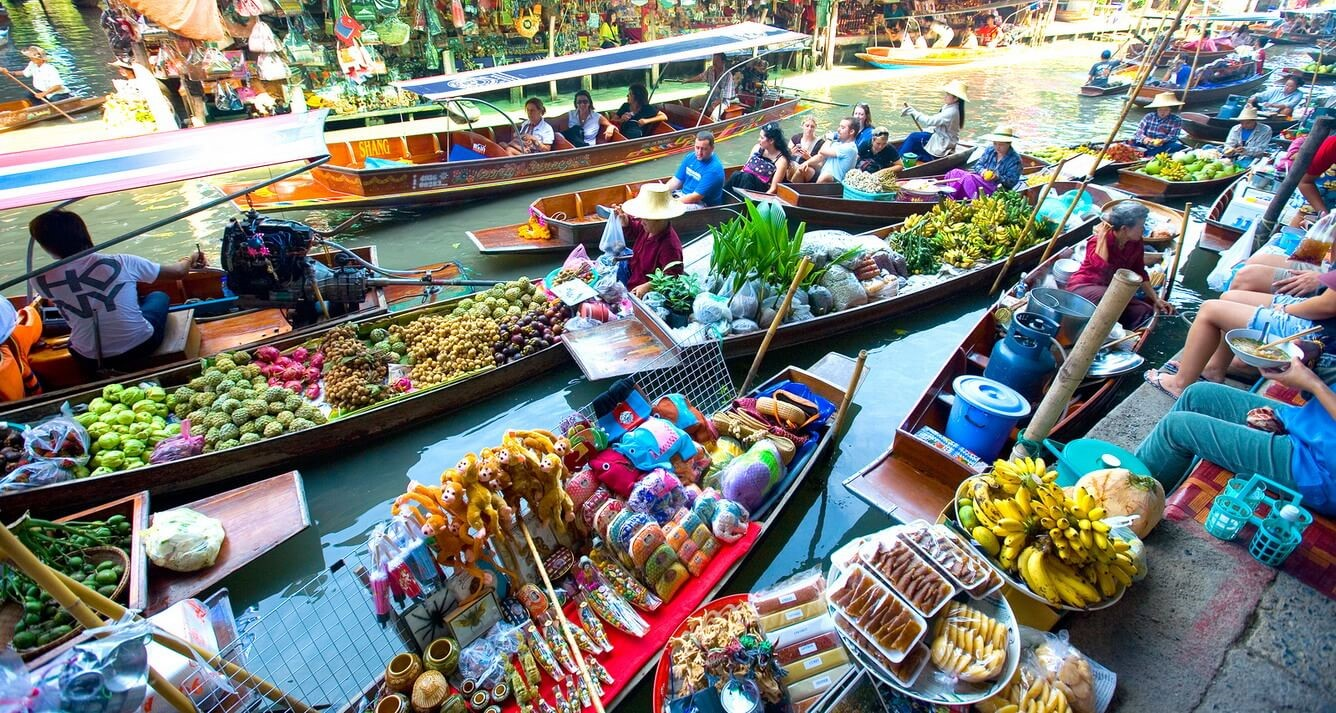 Vận chuyển hàng hóa từ Thái Lan về Việt Nam – Nơi nào phù hợp cho bạn?