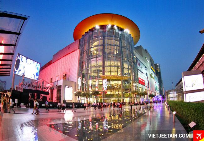Địa điểm mua sắm Siam Paragon
