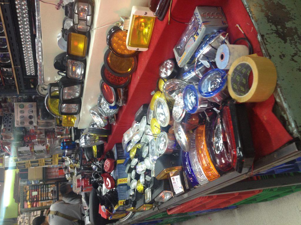 tư vấn mua phụ tùng đồ chơi ô tô thái lan giá rẻ