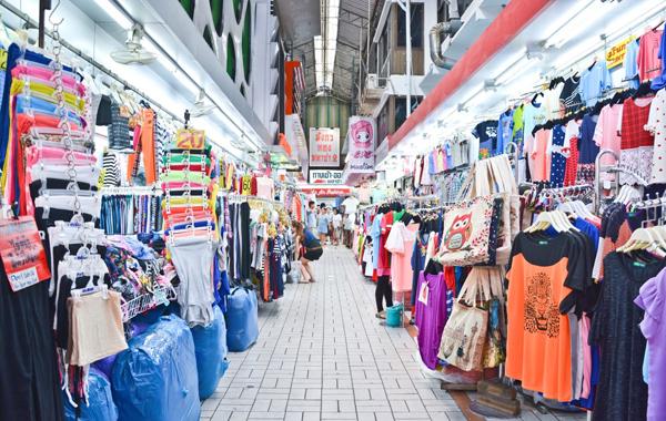 Cách mua giày dép Thái Lan giá sỉ lẻ