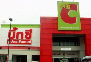 siêu thị Big C thái lan ở tphcm