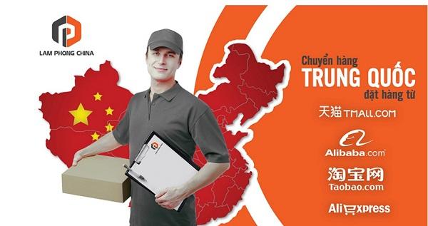 vận chuyển hàng trung quốc lâm phong china